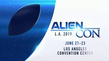 AlienCon 2019 TV Spot, 'LA and Dallas Conventions' - Thumbnail 1