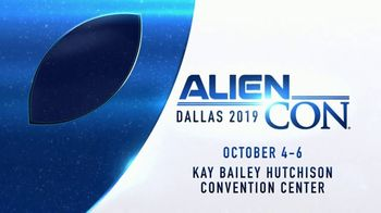 AlienCon 2019 TV Spot, 'LA and Dallas Conventions' - Thumbnail 3