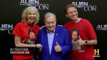 AlienCon 2019 TV Spot, 'LA and Dallas Conventions' - Thumbnail 5