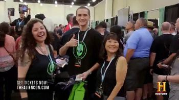 AlienCon 2019 TV Spot, 'LA and Dallas Conventions' - Thumbnail 7