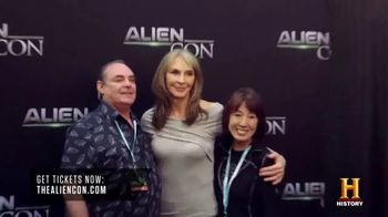 AlienCon 2019 TV Spot, 'LA and Dallas Conventions' - Thumbnail 8