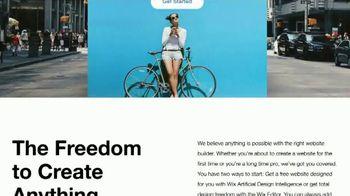Wix.com TV Spot, 'Dish Nation: Grow Your Brand' - Thumbnail 1