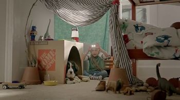 The Home Depot TV Spot, 'Replace Your Carpet'
