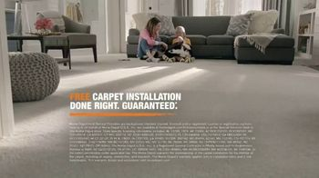 The Home Depot TV Spot, 'Replace Your Carpet' - Thumbnail 9