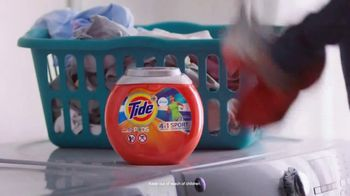 Tide PODS Sport TV Spot, 'Puberty' - Thumbnail 6