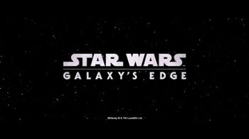 Disneyland Star Wars: Galaxy's Edge TV Spot, 'Closer Than You Think' - Thumbnail 5