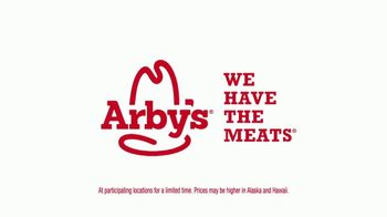 Arby's 2 for $6 Gyros TV Spot, 'Passion' Featuring H. Jon Bejamin, Song by YOGI - Thumbnail 9