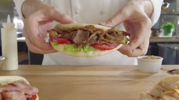 Arby's 2 for $6 Gyros TV Spot, 'Passion' Featuring H. Jon Bejamin, Song by YOGI - Thumbnail 4