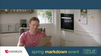 Overstock.com Spring Markdown Event TV Spot, 'Table Runner' - Thumbnail 1
