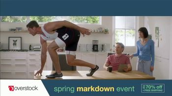 Overstock.com Spring Markdown Event TV Spot, 'Table Runner' - Thumbnail 2