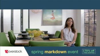 Overstock.com Spring Markdown Event TV Spot, 'Table Runner' - Thumbnail 5