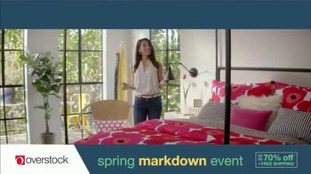 Overstock.com Spring Markdown Event TV Spot, 'Table Runner' - Thumbnail 8