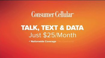 Consumer Cellular TV Spot, 'Just For You' - Thumbnail 9