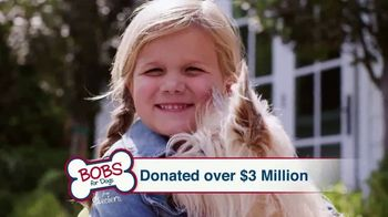 Bobs by SKECHERS TV Spot, 'Help Save the Lives of Animals'