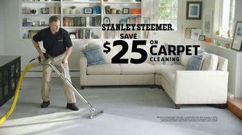 Stanley Steemer TV Spot, 'Spit Take: Save $25' - Thumbnail 6