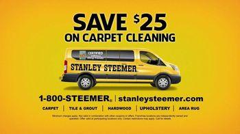 Stanley Steemer TV Spot, 'Spit Take: Save $25' - Thumbnail 7