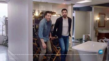 ADT TV Spot, 'DIY Fails' Featuring Jonathan Scott, Drew Scott - Thumbnail 1