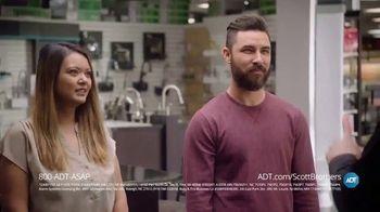 ADT TV Spot, 'DIY Fails' Featuring Jonathan Scott, Drew Scott - Thumbnail 8