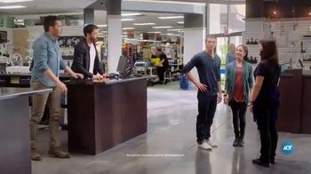 ADT TV Spot, 'DIY Fails' Featuring Jonathan Scott, Drew Scott