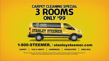 Stanley Steemer 3 Room Carpet Cleaning Special TV Spot, 'That's Gross: Spit' - Thumbnail 10