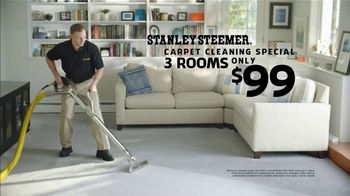 Stanley Steemer 3 Room Carpet Cleaning Special TV Spot, 'That's Gross: Spit' - Thumbnail 8