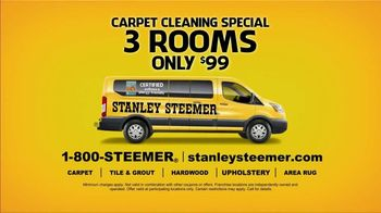 Stanley Steemer 3 Room Carpet Cleaning Special TV Spot, 'That's Gross: Spit' - Thumbnail 9