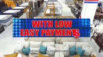 American Freight Manufacturer Warehouse Clearance Sale TV Spot, 'Don't Just Rent' - Thumbnail 3