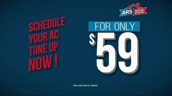 ARS Rescue Rooter $59 AC Tune Up TV Spot, 'First Hot Day' - Thumbnail 6