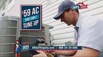 ARS Rescue Rooter $59 AC Tune Up TV Spot, 'First Hot Day' - Thumbnail 7