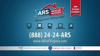 ARS Rescue Rooter $59 AC Tune Up TV Spot, 'First Hot Day' - Thumbnail 9