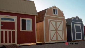 Tuff Shed Spring Savings TV Spot, 'Backyard Season' - Thumbnail 2