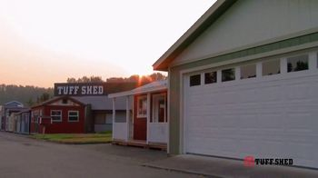 Tuff Shed Spring Savings TV Spot, 'Backyard Season' - Thumbnail 3