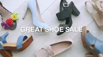 Macy's Diamond Sale and Great Shoe Sale TV Spot, 'Ways to Save' - Thumbnail 6