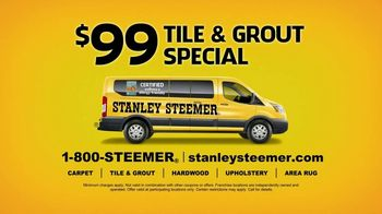 Stanley Steemer $99 Tile & Grout Cleaning Special TV Spot, 'That's Gross: Footprint' - Thumbnail 7