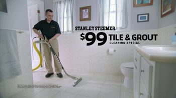Stanley Steemer $99 Tile & Grout Cleaning Special TV Spot, 'That's Gross: Footprint' - Thumbnail 6