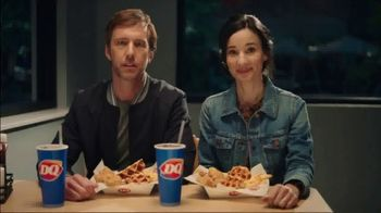 Dairy Queen Chicken & Waffles Basket TV Spot, 'Date Night at DQ' - Thumbnail 1