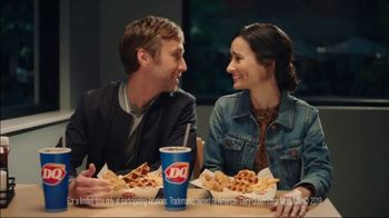 Dairy Queen Chicken & Waffles Basket TV Spot, 'Date Night at DQ' - 8508 commercial airings