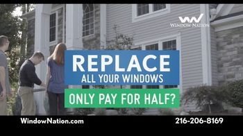 Window Nation TV Spot, 'We Have Your Back: Half Off' - Thumbnail 2