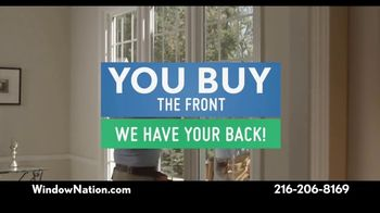 Window Nation TV Spot, 'We Have Your Back: Half Off' - Thumbnail 5