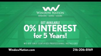 Window Nation TV Spot, 'We Have Your Back: Half Off' - Thumbnail 7