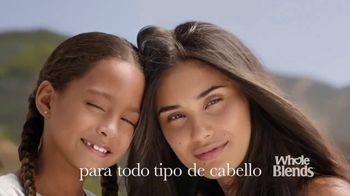 Garnier Whole Blends Miracle Nectar TV Spot, 'Mezclado con miel' canción de Alana Yorke [Spanish]