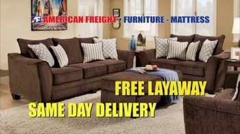 American Freight Manufacturer Warehouse Clearance Sale TV Spot, 'Take it Home Today' - Thumbnail 9