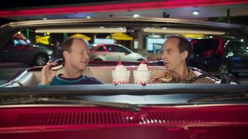 Sonic Nights TV Spot, 'Ice Cream Cookie Sandwiches: Cargs'