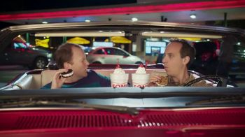 Sonic Nights TV Spot, 'Ice Cream Cookie Sandwiches: Cargs' - Thumbnail 6