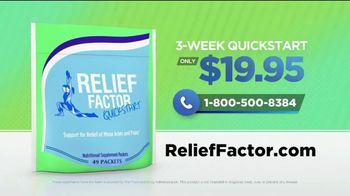 Relief Factor TV Spot, 'Nicole' Featuring Pat Boone - Thumbnail 10