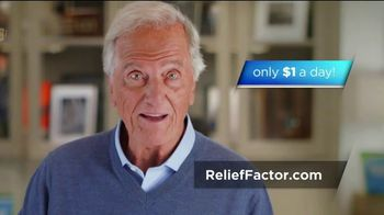 Relief Factor TV Spot, 'Nicole' Featuring Pat Boone - Thumbnail 3