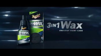 Meguiar's 3-In-1 Wax TV Spot, 'Clean and Protect' - Thumbnail 8