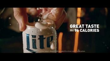 Miller Lite TV Spot, 'Great Taste'