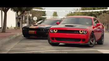 Dodge Performance Days TV Spot, 'Muscle Car Culture' [T1]