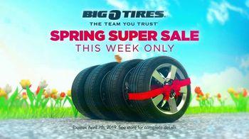 Big O Tires Spring Super Sale TV Spot, 'Buy Three, Get One Free' - Thumbnail 7